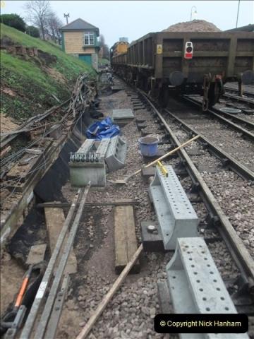 2012-01-18 SR Engineering Work on the 08.  (63)449