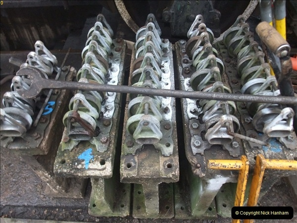2012-01-18 SR Engineering Work on the 08.  (74)460