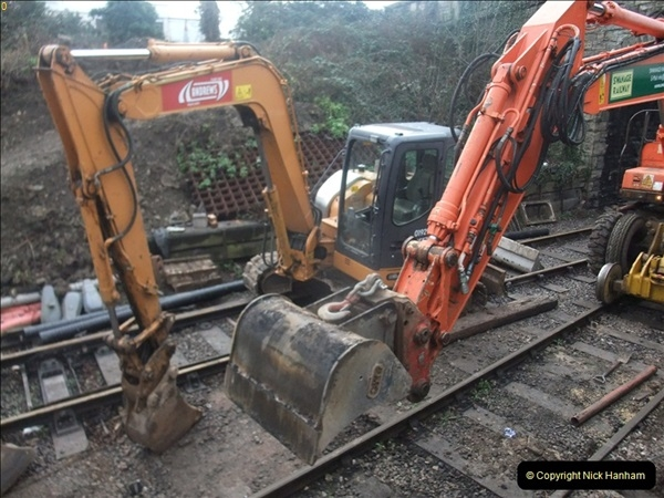 2012-01-18 SR Engineering Work on the 08.  (77)463