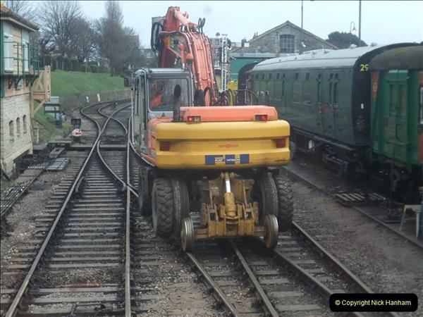 2012-01-18 SR Engineering Work on the 08.  (78)464