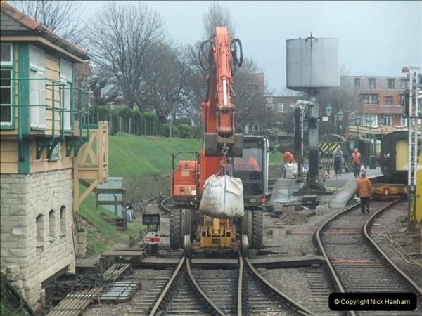 2012-01-18 SR Engineering Work on the 08.  (79)465