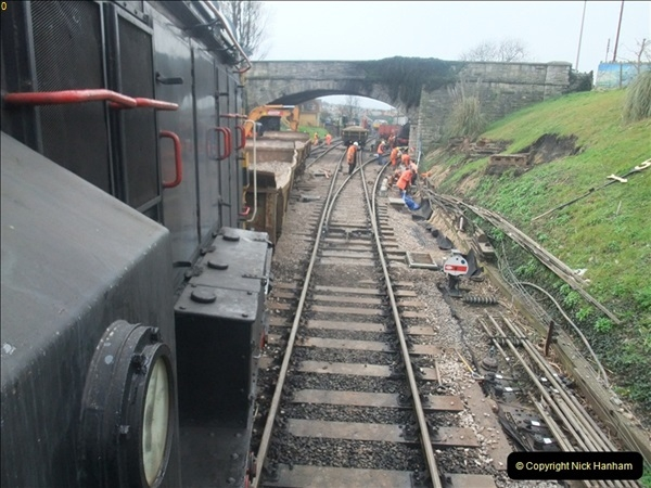 2012-01-18 SR Engineering Work on the 08.  (81)467