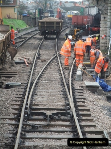 2012-01-18 SR Engineering Work on the 08.  (83)469