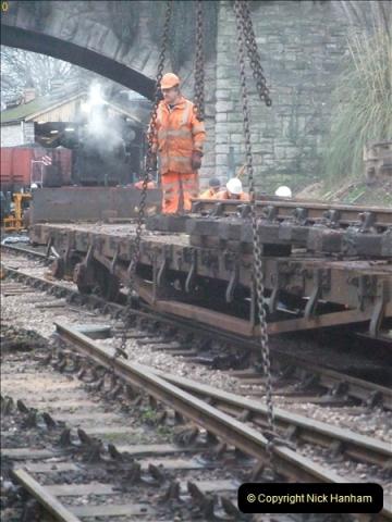 2012-01-18 SR Engineering Work on the 08.  (98)484