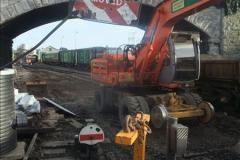 2012-01-05 SR Engineering work on the 08.  (83)083