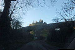 2012-01-07 Driving the DMU shuttle service Corfe Castle to Norden (1)116