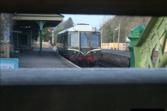 2012-01-07 Driving the DMU shuttle service Corfe Castle to Norden (113)228