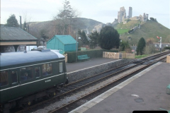 2012-01-07 Driving the DMU shuttle service Corfe Castle to Norden (138)253