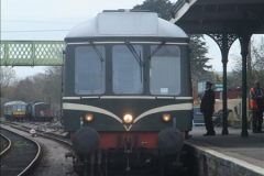 2012-01-07 Driving the DMU shuttle service Corfe Castle to Norden (141)256