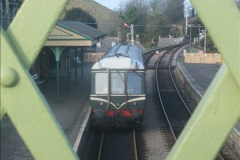 2012-01-07 Driving the DMU shuttle service Corfe Castle to Norden (25)140