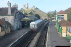 2012-01-07 Driving the DMU shuttle service Corfe Castle to Norden (26)141