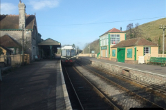 2012-01-07 Driving the DMU shuttle service Corfe Castle to Norden (29)144