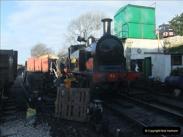 2012-01-23 SR Engineering Work on the 08.  (48)0048