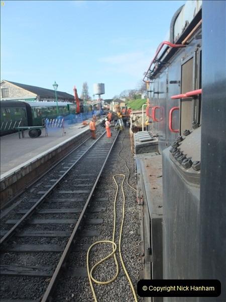 2012-01-23 SR Engineering Work on the 08.  (70)0070