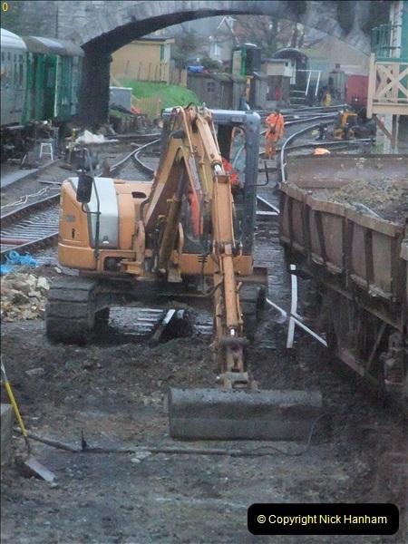 2012-01-25 SR Engineering Work on the 08 (101)0206