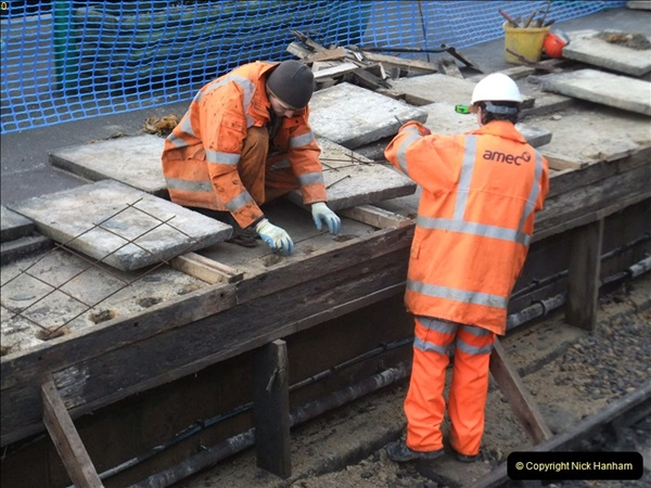 2012-01-25 SR Engineering Work on the 08 (16)0121