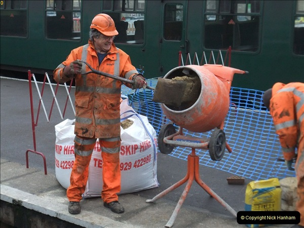 2012-01-25 SR Engineering Work on the 08 (21)0126