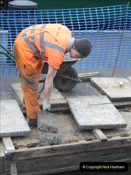 2012-01-25 SR Engineering Work on the 08 (28)0133
