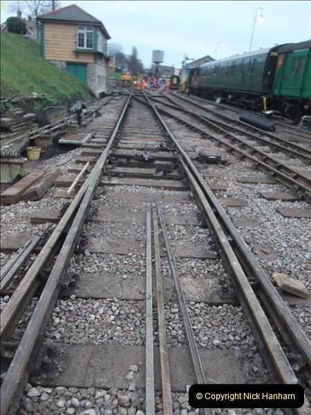 2012-01-25 SR Engineering Work on the 08 (3)0108