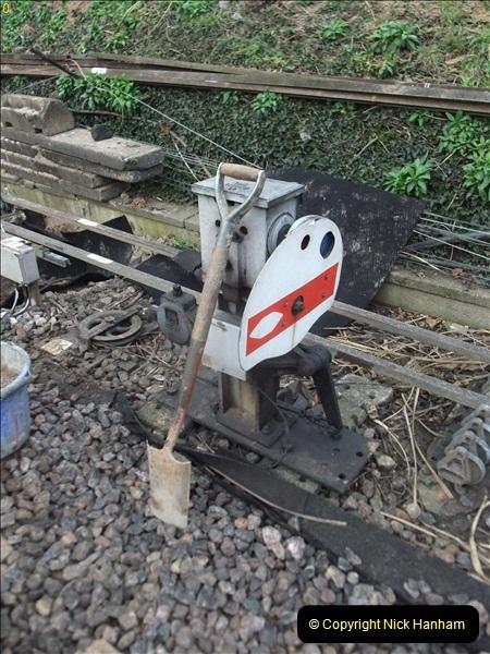 2012-01-25 SR Engineering Work on the 08 (53)0158