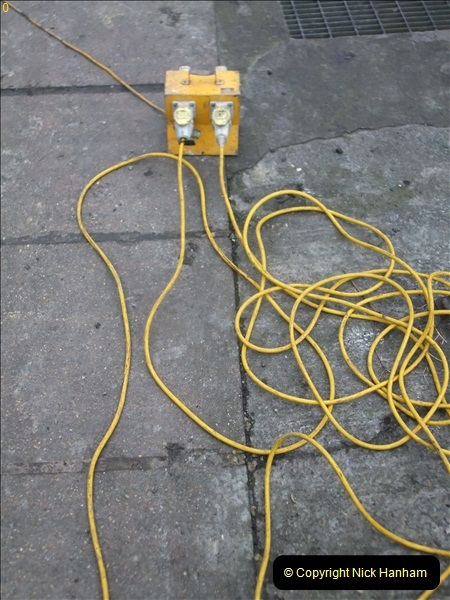 2012-01-25 SR Engineering Work on the 08 (60)0165