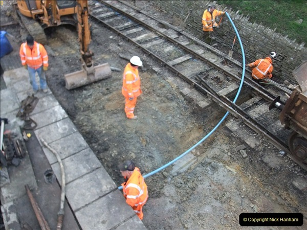 2012-01-25 SR Engineering Work on the 08 (74)0179