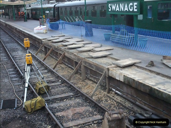 2012-01-25 SR Engineering Work on the 08 (98)0203