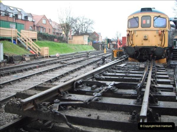 2012-01-30 SR Engineering Work on the 08.  (22)0228