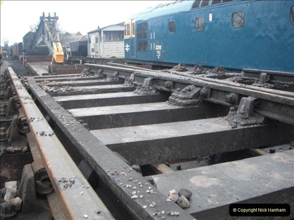 2012-01-30 SR Engineering Work on the 08.  (64)0270