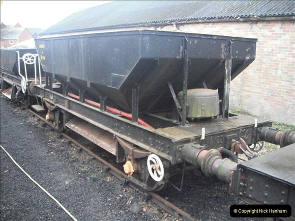 2012-01-30 SR Engineering Work on the 08.  (66)0272