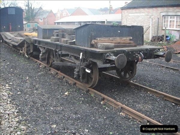 2012-01-30 SR Engineering Work on the 08.  (68)0274