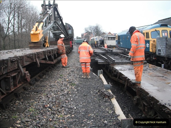 2012-01-30 SR Engineering Work on the 08.  (7)0213