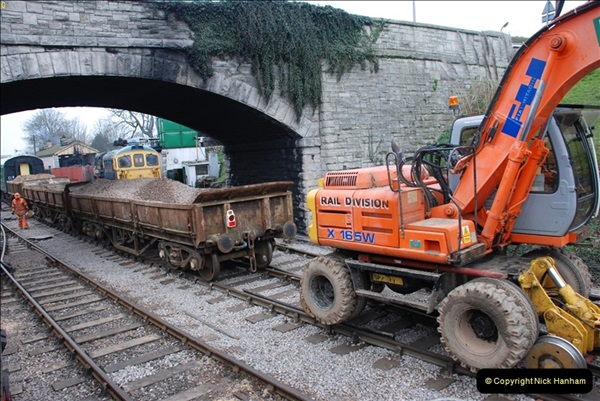 2012-01-31 SR Engineering Work on the 08.  (107)0396