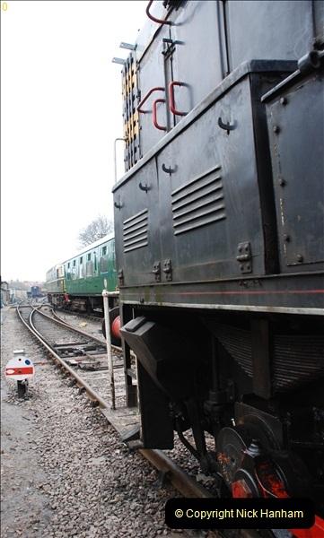 2012-01-31 SR Engineering Work on the 08.  (108)0397