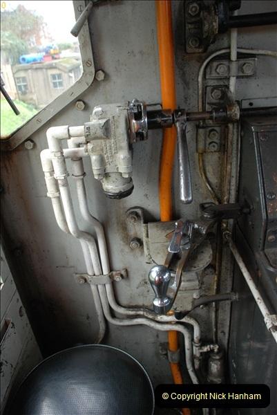 2012-01-31 SR Engineering Work on the 08.  (125)0414