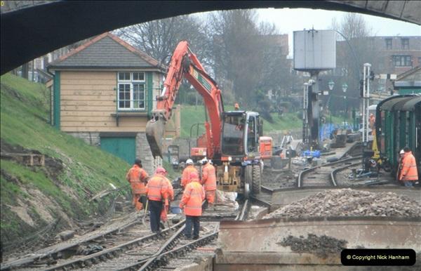 2012-01-31 SR Engineering Work on the 08.  (155)0444