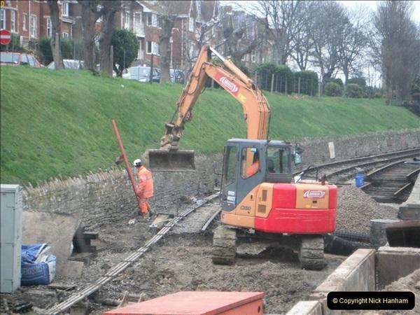 2012-01-31 SR Engineering Work on the 08.  (157)0446