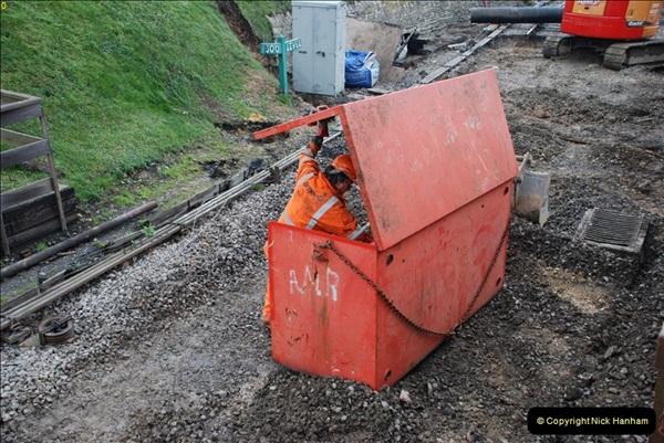 2012-01-31 SR Engineering Work on the 08.  (168)0457
