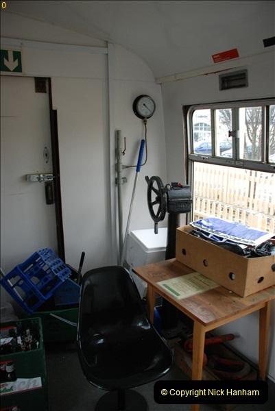 2012-01-31 SR Engineering Work on the 08.  (185)0474