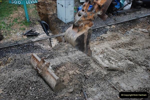 2012-01-31 SR Engineering Work on the 08.  (194)0483