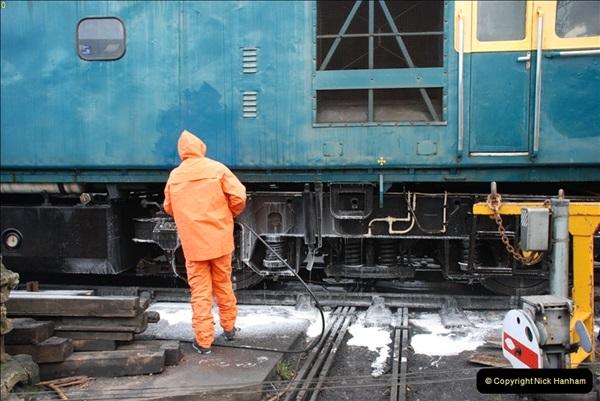 2012-01-31 SR Engineering Work on the 08.  (53)0342