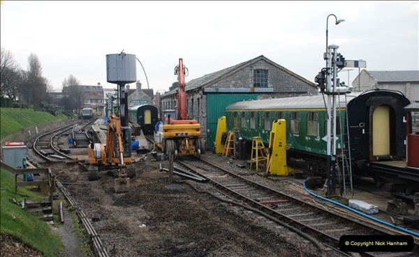 2012-01-31 SR Engineering Work on the 08.  (63)0352