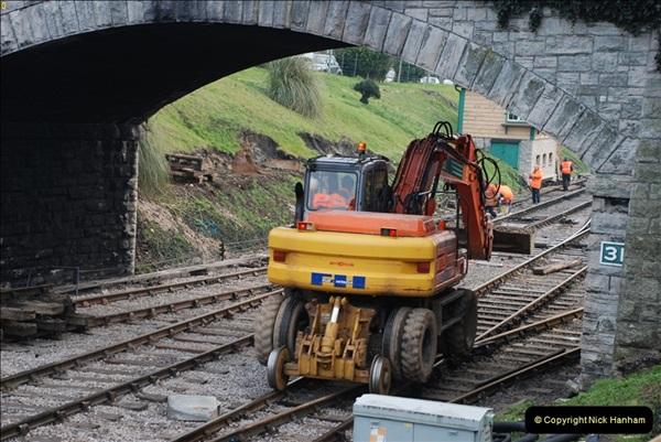 2012-01-31 SR Engineering Work on the 08.  (72)0361