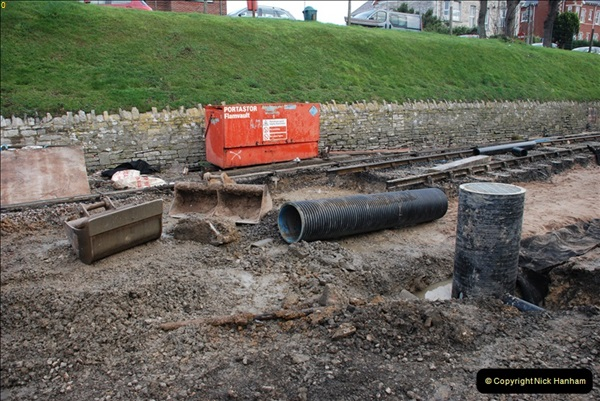 2012-01-31 SR Engineering Work on the 08.  (77)0366