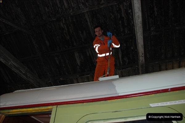 2012-02-07 SR Engineering Work on the 08 (140)0627