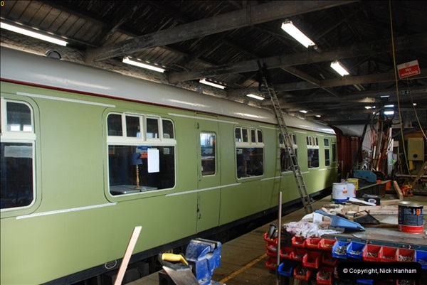 2012-02-07 SR Engineering Work on the 08 (141)0628