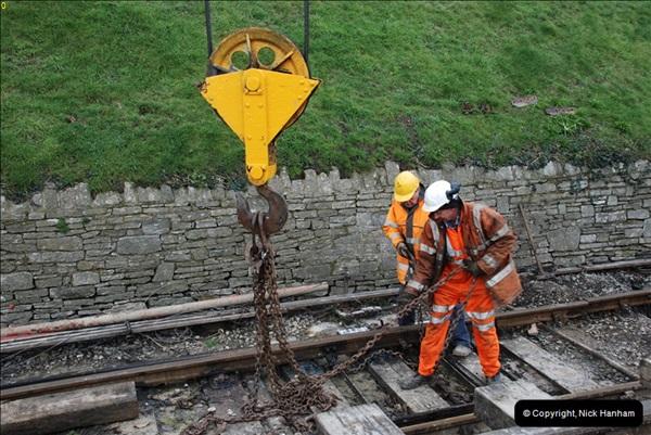 2012-02-07 SR Engineering Work on the 08 (152)0639