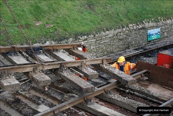 2012-02-07 SR Engineering Work on the 08 (160)0647