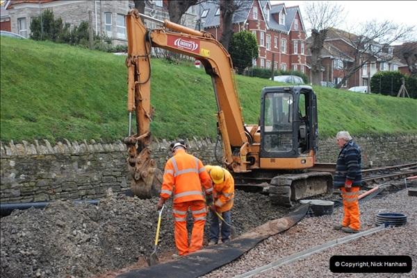 2012-02-07 SR Engineering Work on the 08 (17)0504