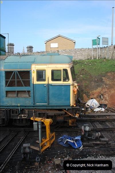 2012-02-07 SR Engineering Work on the 08 (173)0660